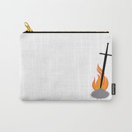 Bonfire of The Humanities Carry-All Pouch