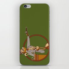 The Windup Duelist iPhone & iPod Skin