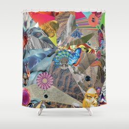 THE THING WE SHARE Shower Curtain