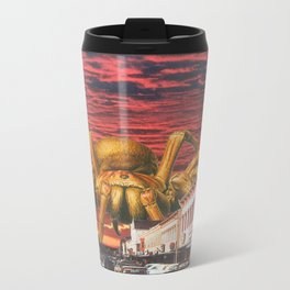 It Came From The Desert Metal Travel Mug