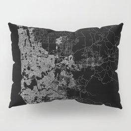 Perth map Australia Pillow Sham