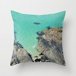 Cornish Creek Throw Pillow