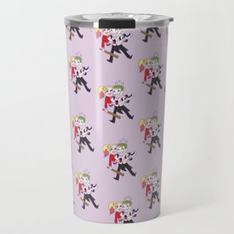 suicide squad - theme Travel Mug