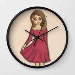SOPHIA SMITH Wall Clock