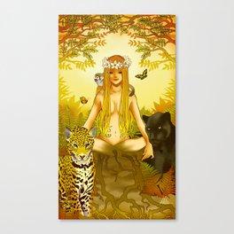 Selfless Canvas Print