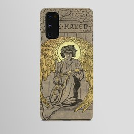 The Raven. 1884 edition cover Android Case