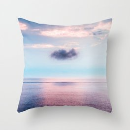 Dream cloud Throw Pillow