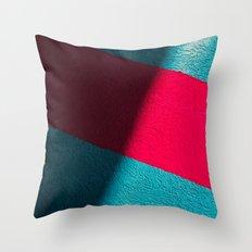 Earth & Sea Throw Pillow