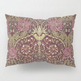 William Morris,Art Nouveau,Vintage pattern, floral victorian pattern, Pillow Sham