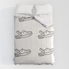 crocs Comforters