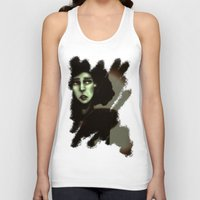witchcraft Tank Tops featuring Wise in Witchcraft by Ben Geiger
