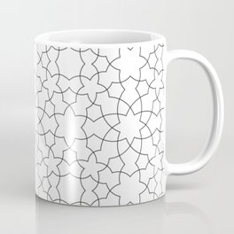 Minimalist Geometric 101 Coffee Mug