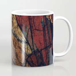 Epidote and Quartz Coffee Mug