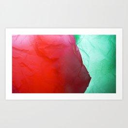 Poly – Ubiquitous 45 Art Print