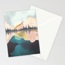 Summer Reflection Stationery Cards