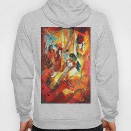 Kandinsky's Prisoner Hoody