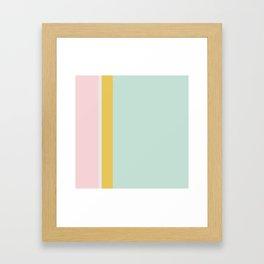 Stripes 1 Framed Art Print
