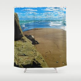 Most southern point of mainland Canada, Point Pelee National Park Shower Curtain