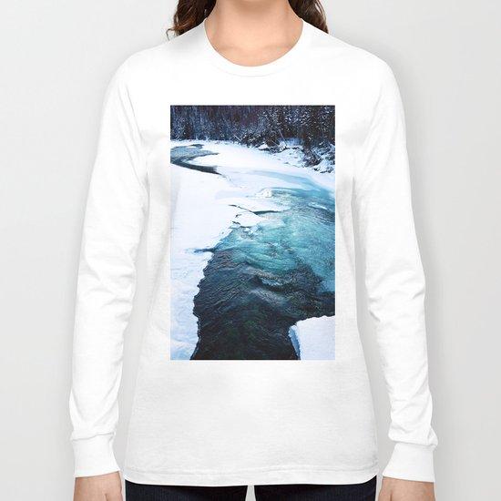 River Monster Long Sleeve T-shirt