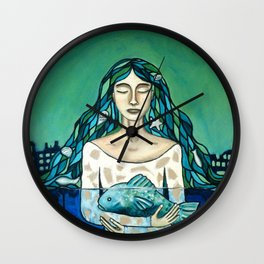 Melusina Wall Clock
