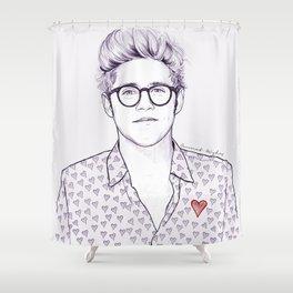 Sweetheart N Shower Curtain