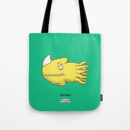 Rhinosquiddy Tote Bag