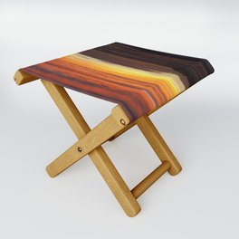 When the sky turns Folding Stool