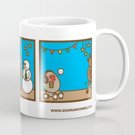 Eggman Comics - Drink Drank Drunk Coffee Mug