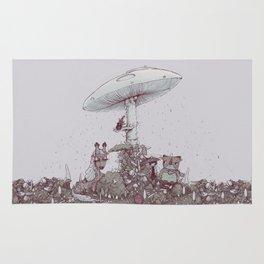 Rain of Spores Rug