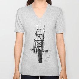 Tower Unisex V-Neck