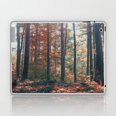 into the woods 13 Laptop & iPad Skin