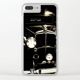Zeppelin Clear iPhone Case