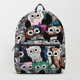 Gemstone Owls Backpack