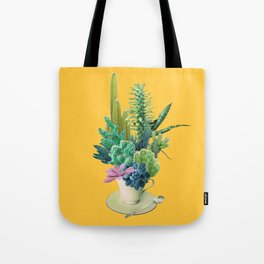 Arid garden Tote Bag