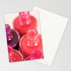Live a colorful life. Stationery Cards