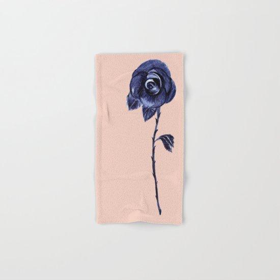 Rose Pink Hand & Bath Towel
