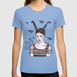 She is a Capricorn T-shirt
