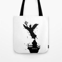El Angel de la Independencia Tote Bag