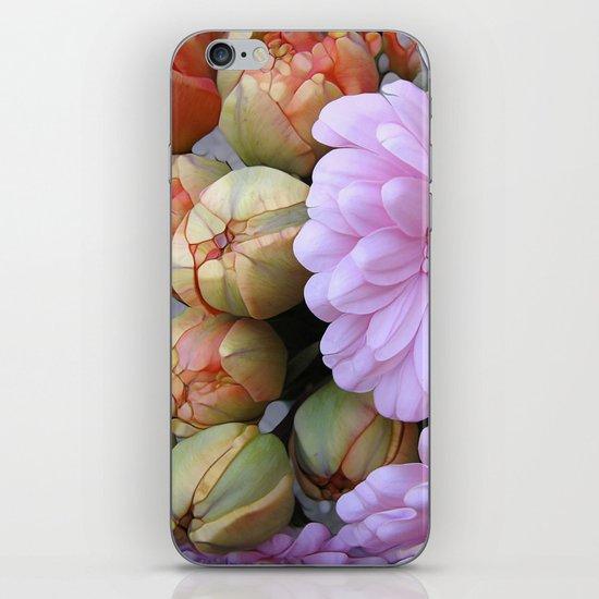 Daisy Loves Tulips iPhone & iPod Skin