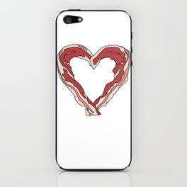 Baconlove iPhone Skin