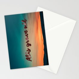 Alis Grave Nil Stationery Cards
