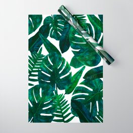 Perceptive Dream || #society6 #tropical #buyart Wrapping Paper