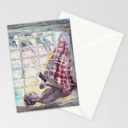 Reading Season:Wintertime Stationery Cards