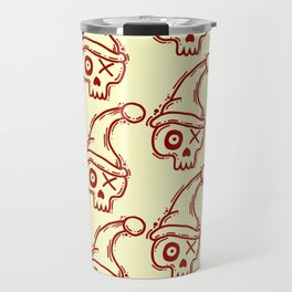 Stay skull Travel Mug