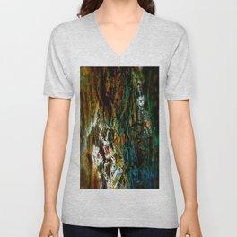 Tree Abstract Unisex V-Neck