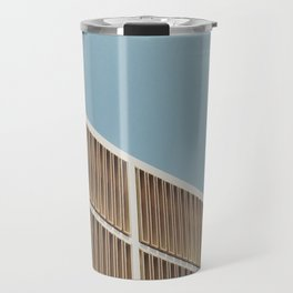 Brutalist Baby Travel Mug