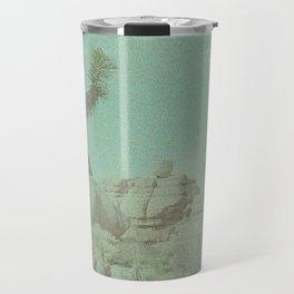 Joshua Tree on Color Implosion Film Travel Mug