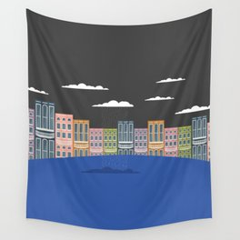 One Lone Cloud Wall Tapestry