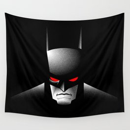 THE DARK VIGILANTE Wall Tapestry