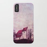 faith iPhone & iPod Cases featuring faith by Claudia Drossert